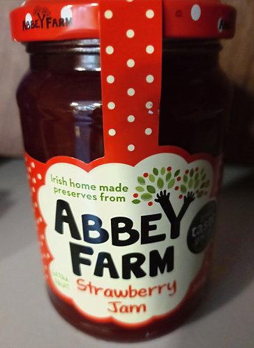 Abbey Farm StrawberryJam