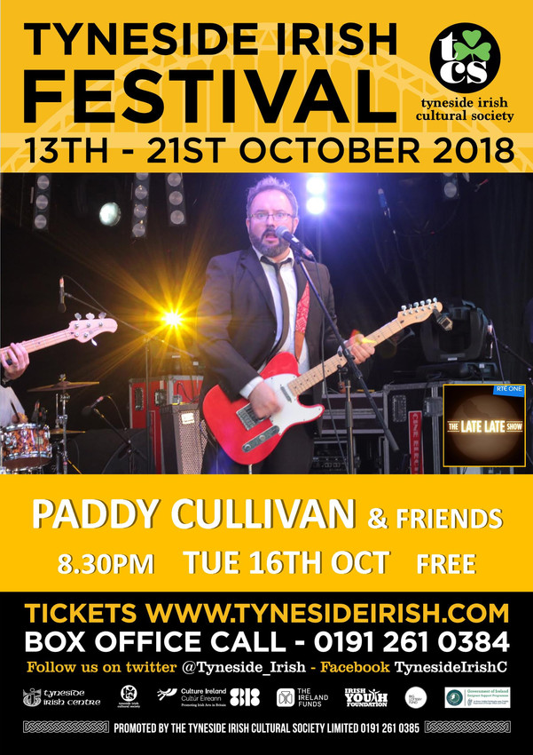 Paddy and friends - Band