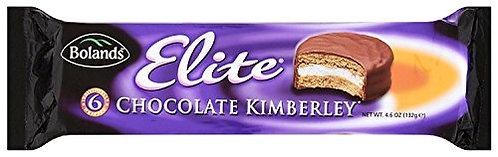 Chocolate Kimberley Teacakes