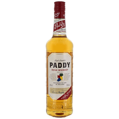 Paddy's Whiskey 70cl