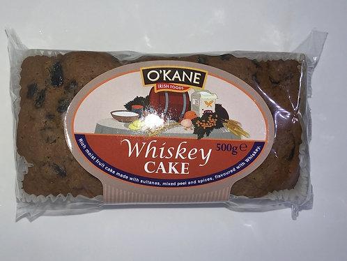 O'Kane's Whiskey Cake