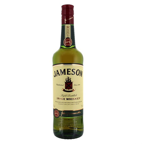 Jamesons Whiskey 70cl