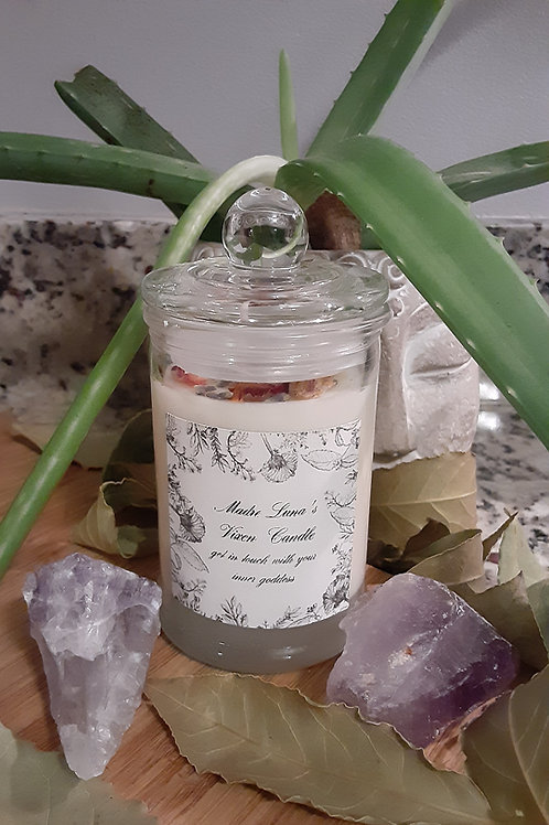 Madre Luna's Vixen candle