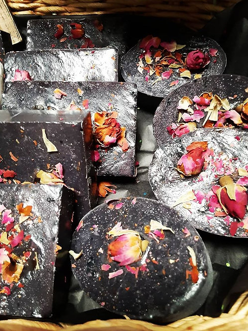 Black Rose Banishing Soap