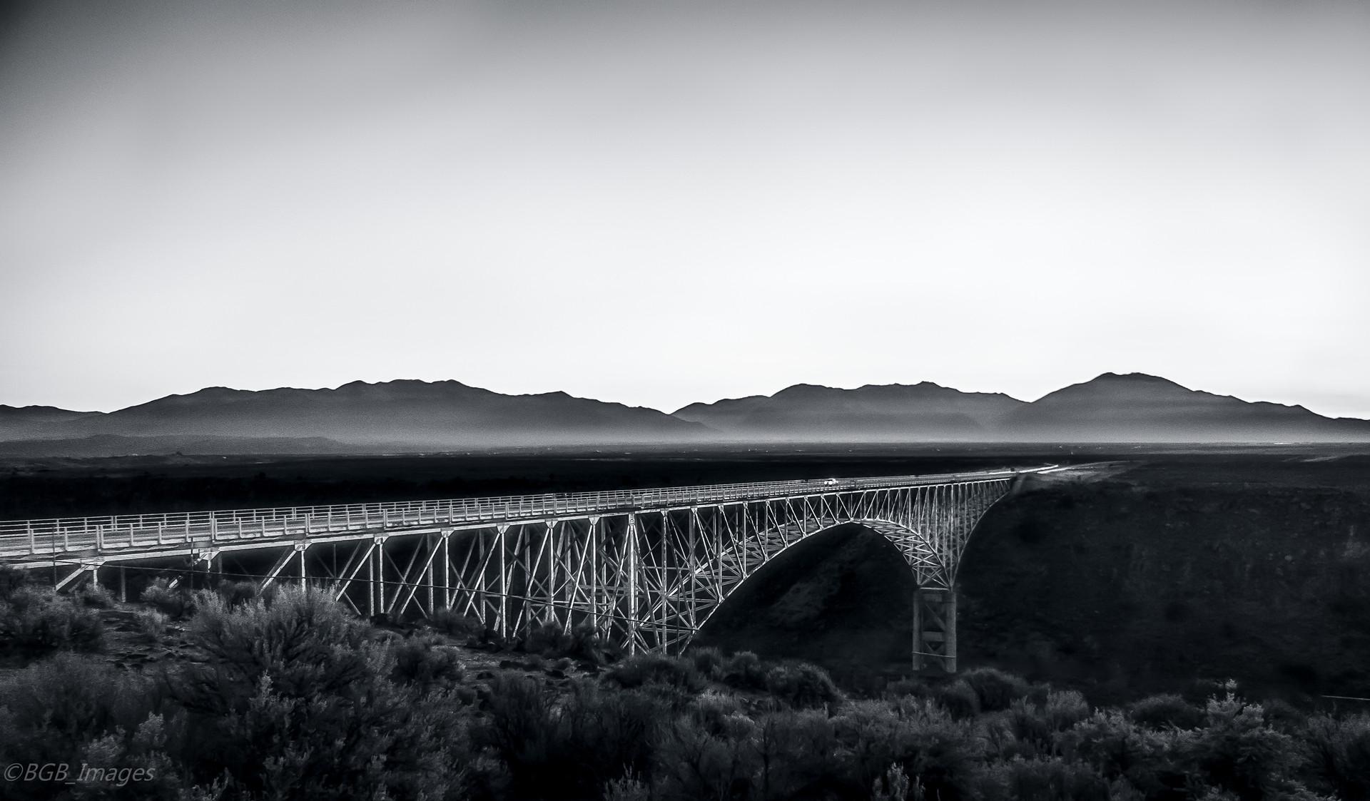Crossing Over - Rio Grande, NM
