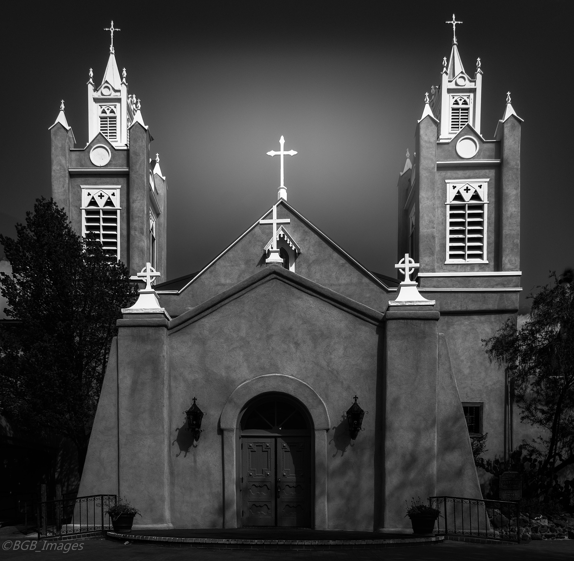 Church On The Square - Albequerque, NM
