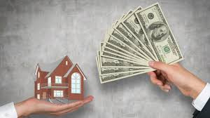 buying a property in cash