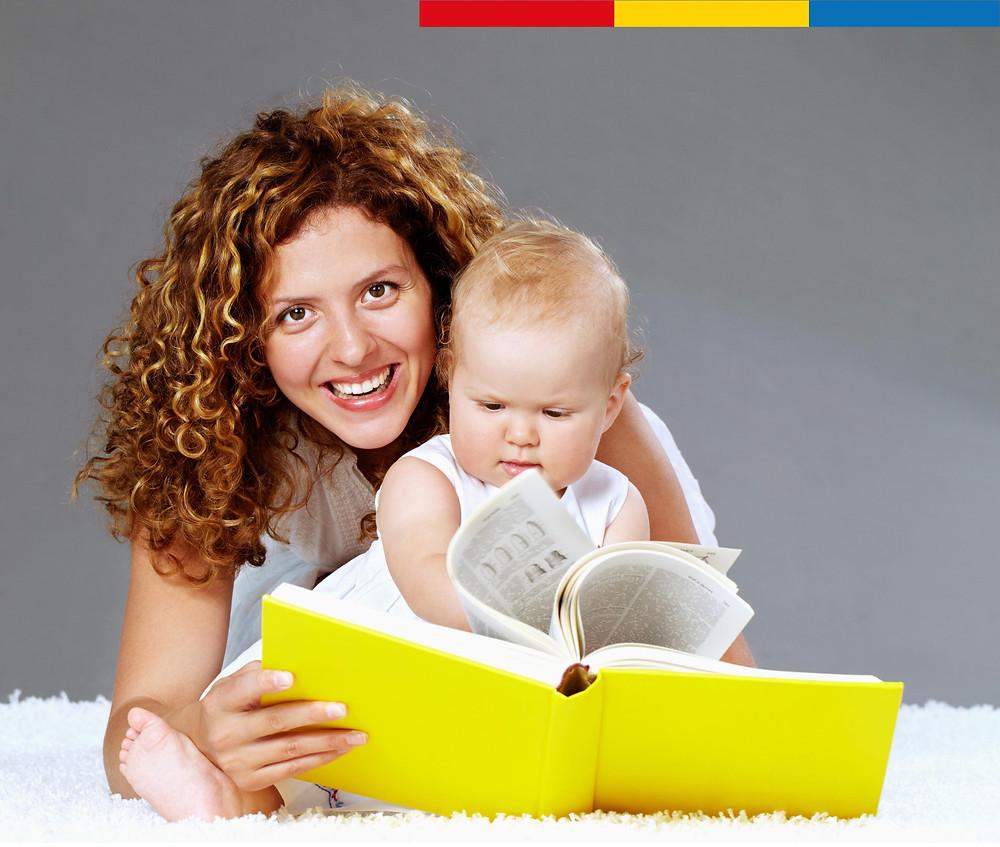 Libros para Niños de 0-1 año, papas360