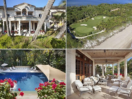 TOP 6 BREATHTAKING HOUSES IN SOUTH FLORIDA