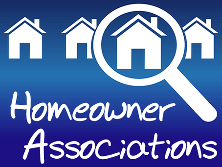 Pro's and Con's of Home Owners Associations