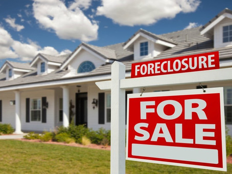 The Process of Buying a Foreclosed Home