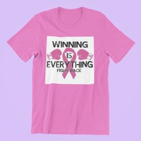 Winning Is Everything Fight Back