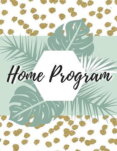 Flourish Home Program + Bonus Recipes