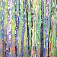 Forest Patterns 40 x 40. crop 2.jpg