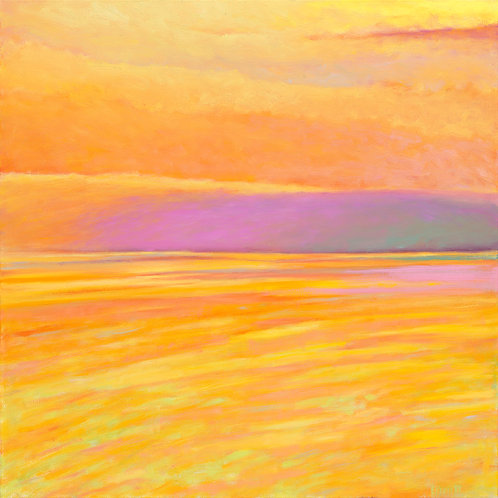 The Light in the World II, Signed, limited edition giclee