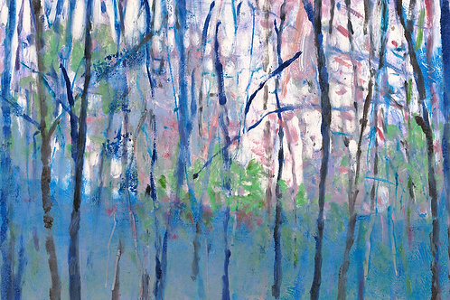 Into the Woods I - Signed, limited edition giclee
