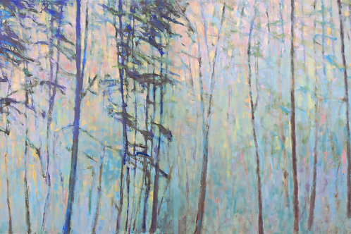 Forest Sequence I - Signed, limited edition giclee
