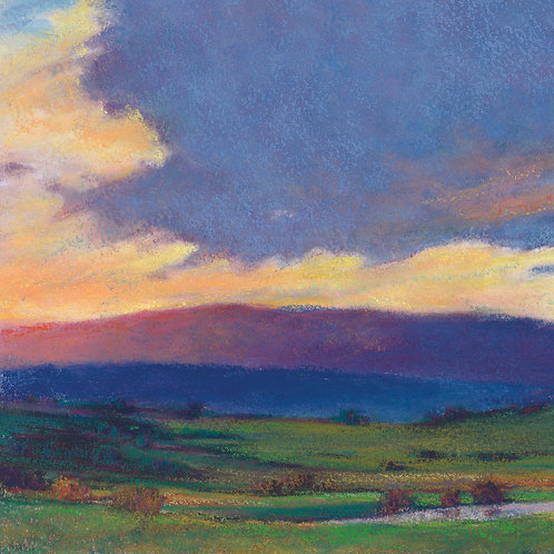 Spring Clouds- Signed, limited edition giclee