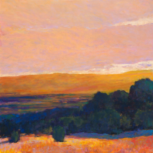 View to the Foothills - Signed, limited edition giclee