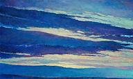 Ken Elliott Blue Skyscape oil on canvas 36 x 60.jpg