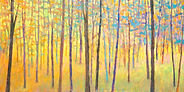 oil In the Colorful Forest 36 x 72.jpg