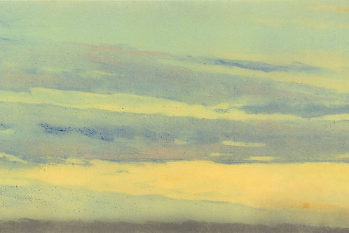 Long Sky II - Signed, limited edition giclee