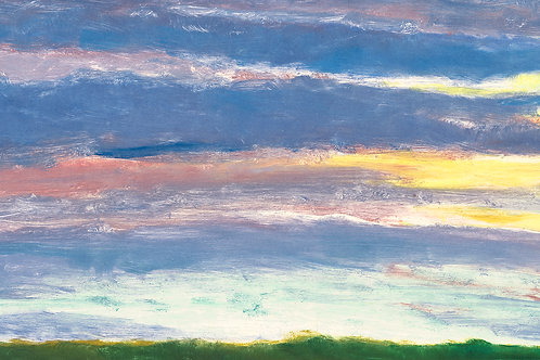 Long Sky V - Signed, limited edition giclee