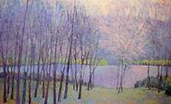Soft Light on the Pond 40 x 60.jpg