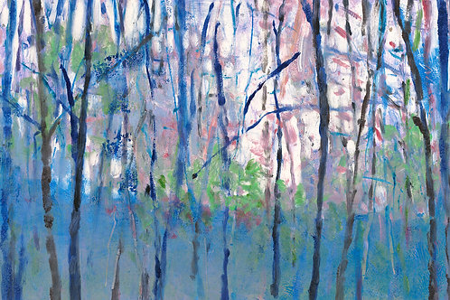Into the Woods - Signed, limited edition giclee