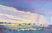 oil Rain Moving along the Marsh #210819 30 x 48.jpg