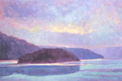 San Juan Island View