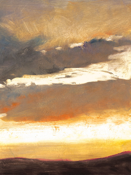 Cloud Fragment - Signed, limited edition giclee