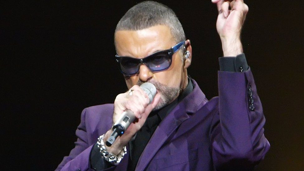 Wham! lead singer George Michael