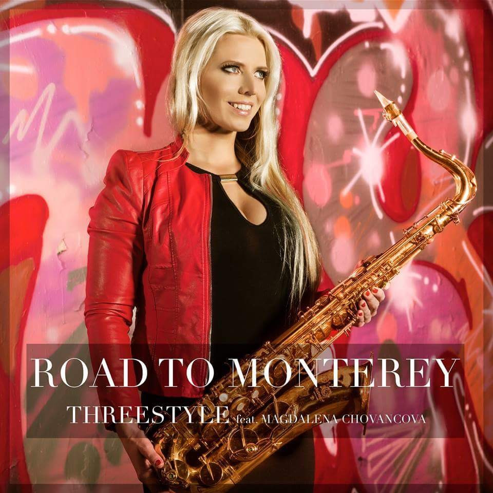 """Threestyle featuring Magdalena Chovancova is releasing """"Road To Monterey"""", the first single from their forthcoming February 2017 release """"WORLDWIDE""""."""