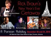 Rick Braun set to ring in 2017 in Tuscon