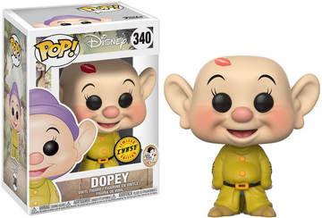 Disney Snow White Dopey Chase Pop! Vinyl Figure