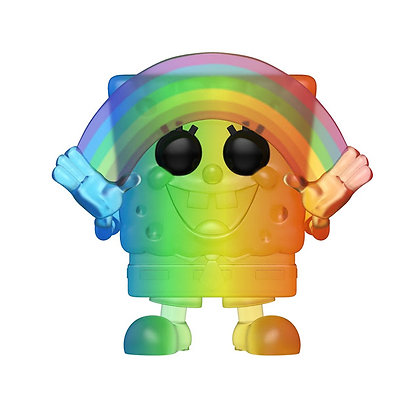 Rainbow Spongebob Pop! Vinyl Figure