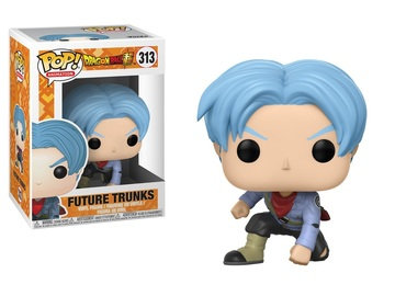 Dragon Ball Z Future Trunks Pop! Vinyl Figure