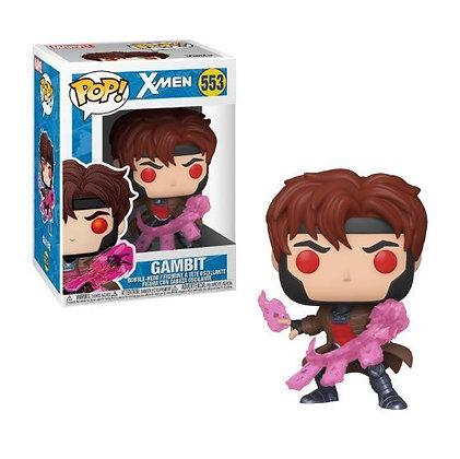 X-men Gambit with Cards Pop! Vinyl Figure