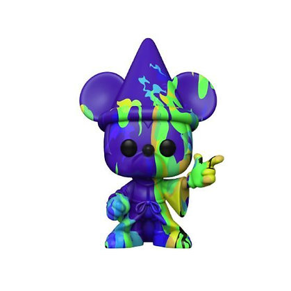Disney Sorcerer Mickey (Painted) (Art Series) Pop! Vinyl Figure