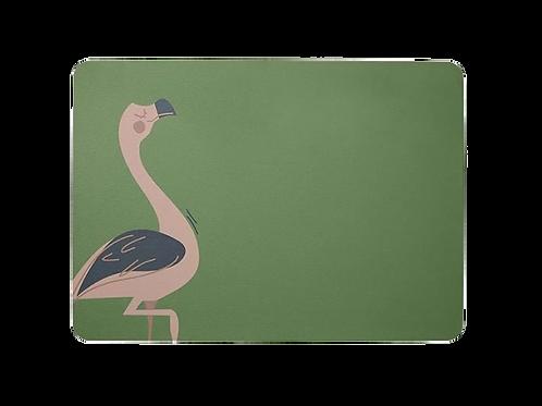 ASA - Tischset, Fiona Flamingo