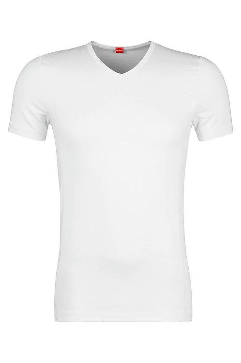 Huber Tyson Herren V-Shirt Kurzarm