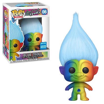 Trolls Blue Troll Pop! Vinyl Figure