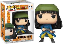 Dragon Ball Z Future Mai Pop! Vinyl Figure