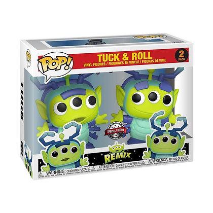Toy Story Alien Remix Tuck & Roll Pop! Vinyl