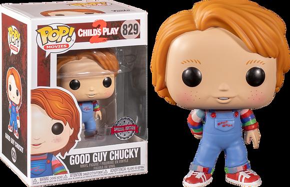 Child's Play 2 Good Guy Chucky Pop! Vinyl Figure