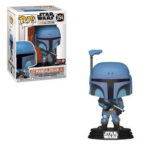 Death Watch Mandalorian (Two Stripes) Pop! Vinyl Figure