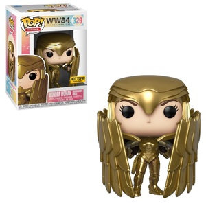 Wonder Woman Golden Armor Shield Pop! Vinyl Figure