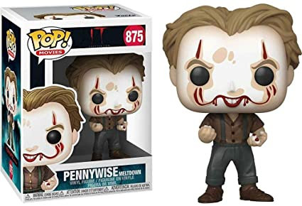 Pennywise Meltdown Pop! Vinyl
