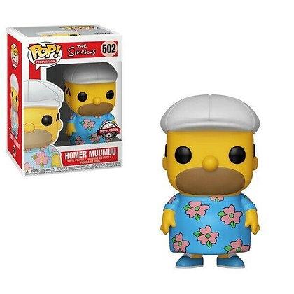 The Simpsons Homer Muumuu Pop! Vinyl Figure